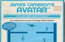 Modern 8-bit Movie Games