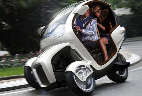 Personalized Eco Cars - ICONA's E3WM is a High Performance Electric Vehicle