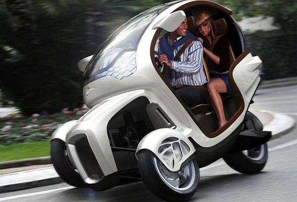 Personalized Eco Cars