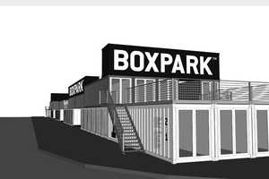 Boxpark Mall is the First Mall Made from Shipping Containers