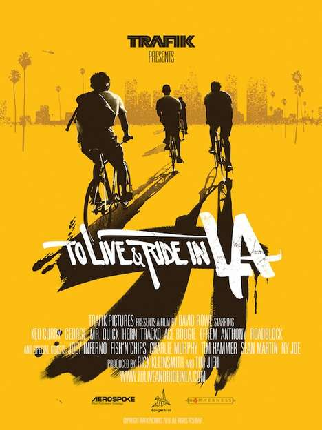 To Live and Ride in LA