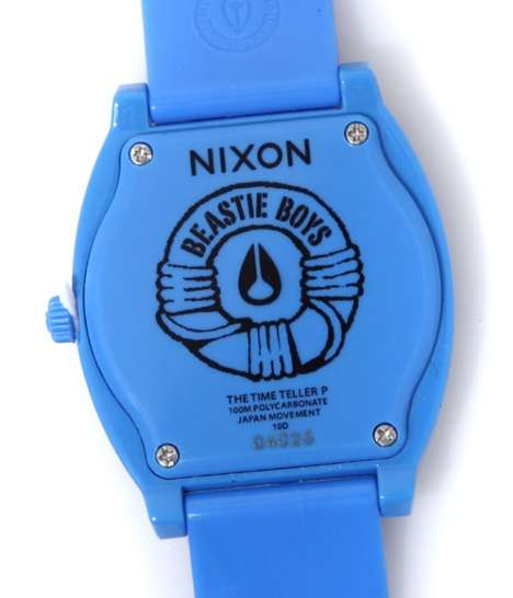 Beastie Boys X Nixon Time Teller P Watch