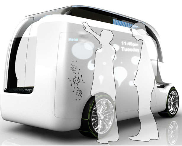 Touchscreen Motor Homes