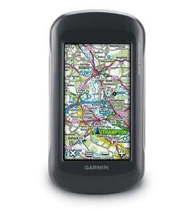 Rugged GPS Gadgets - The Garmin Montana Leads the Way Both on and Off the Road