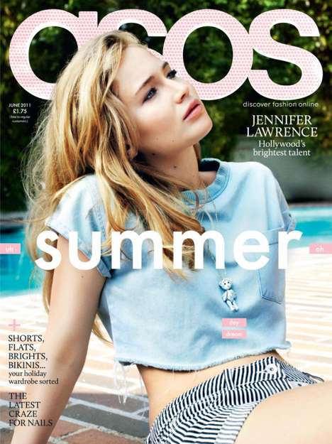 asos magazine june 2011