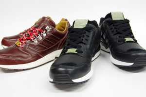 The Adidas ZX8000 is a Luxurious Leather Running Shoe for Men