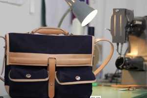 Industrial Designer John Cho Moore Creates Sustainable Bags