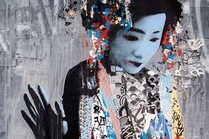 The HUSH TWIN Exhibition Presents Exotic Street Art