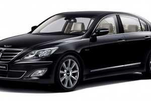 The Hyundai Genesis Prada Sedan is Pure Extravagance
