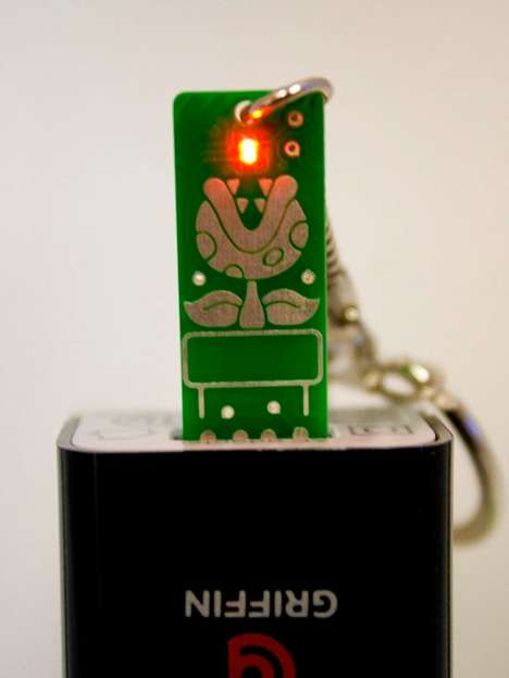 Piranha Plant USB Key