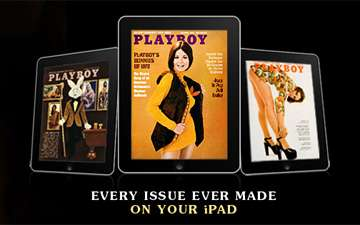 Playboy for iPad