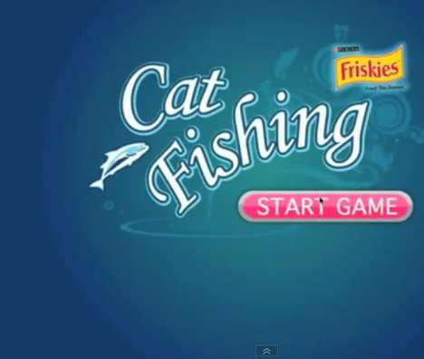 Friskies iPad Game