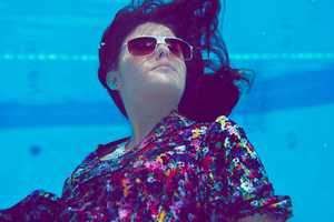 The Blake Fawley 'Colour Studies' Photography Series is Aqua Art