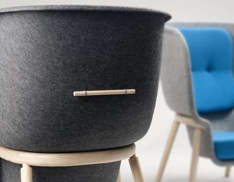 benjamin hubert pod chair
