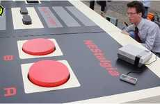 The World's Largest Nintendo Controller is Actually Functional