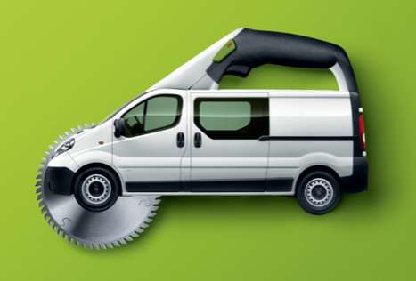 Opel Good Tools Ads