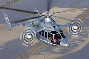 The Sprightly Eurocopter X3 Can Reach 267 Miles Per Hour