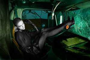 The Viktoriya Sansonkina W Asia Shoot is Environmentally Conscious