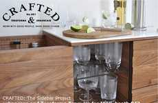 All-in-One Liquor Cabinets