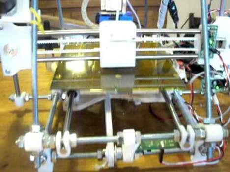 eMAKER Huxley 3D printer
