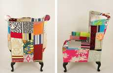 Vintage Patchwork Furniture
