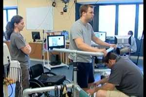 Paraplegic Rob Summers Remobilizes Through Electrical Stimulation