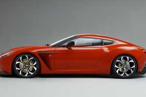 The New Aston Martin V12 Zagato Pays Sophisticated Homage