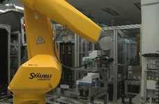 Robotic Tasters