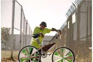 Matthew Reamer Series' Scraper Bikes are for a Positive Message