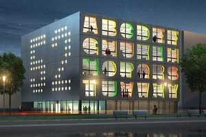 MRDV's Aplhabet Building Consists of Only 24 Letters