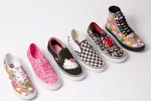 The Hello Kitty Vans Collection Has the Purrfect Shoes for Summer