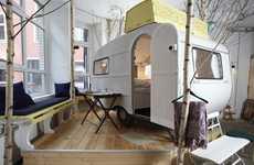 Faux Campsite Hotels
