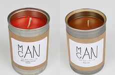Masculine Musk Candles