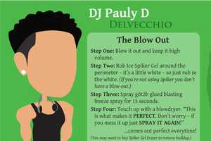 The Jersey Shore Hair Infographic Will Help You Get Guidofied