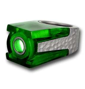 Green Lantern Projection Ring