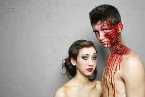 Beauty and The Bloody by Grant Waud is a Modern-Day Beauty and the Beast