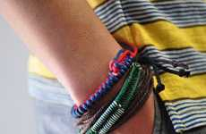 Tribal Twisted Bracelets