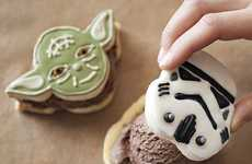 Galactic-Shaped Goodies - The Stars Wars Cookie Cutter Set Makes Sci-Fi Scrumptious Treats