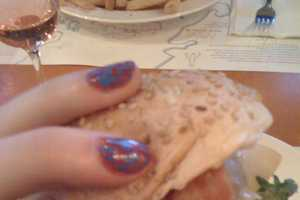 The Burgers and Nails Blog is a Collection of Paint and Buns