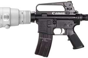 The Canon 16M is a Take on How Law Enforcement Views Photographers