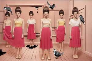 Fashion Label Monki Presents its Spring 2011 Lookbook