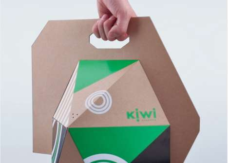 Kiwi Talisman Packaging