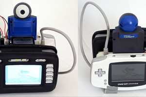 The Game Boy Camcorder Captures Images with Pixelated Perfection