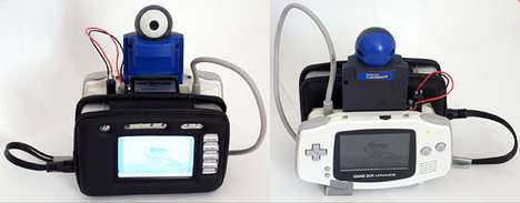 Game Boy camcorder