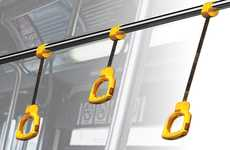 Adjustable Bus Handles