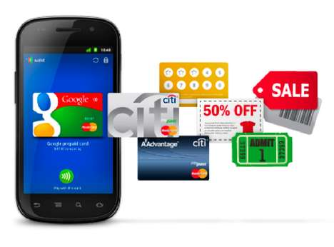 Mobile Phone Billfolds - Google Wallet Will Make your Purse and Bank Account Much Lighter