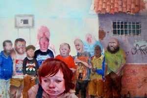 Michael Alvarez Creates Jarring But Memorable Images