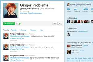 Ginger Problems Highlights the Perils of Redheads With Freckles