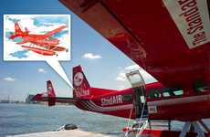 Splendid Hotel Seaplanes - The StndAIR is the Newest Addition to the Standard Hotel Empire