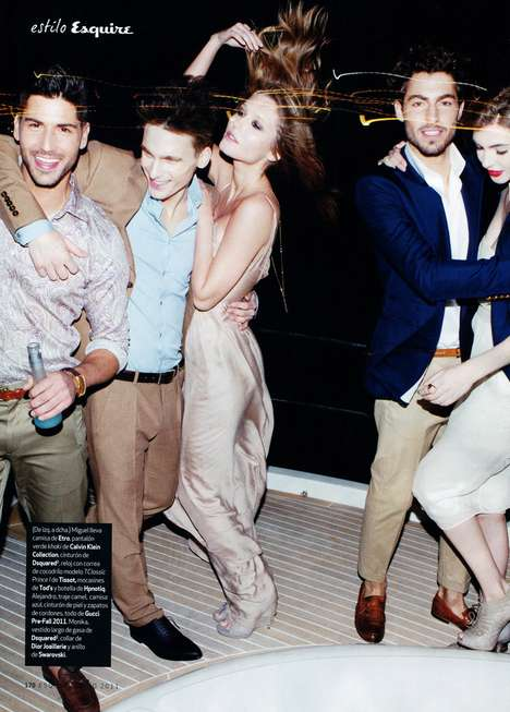 summer nights in esquire espana